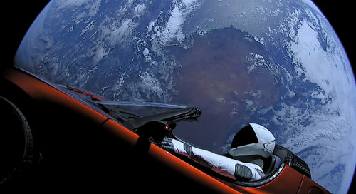 Wright vs Langley: How Private Equity and Innovation are Changing Space Exploration