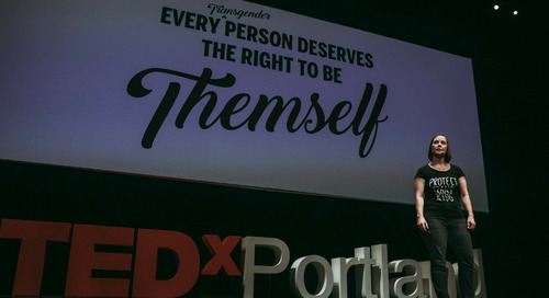 Every Person Deserves the Right to Be Themself: Colleen Yeager at TEDxPortland