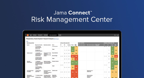 Why Risk Management, and Why Now?