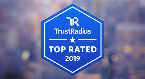 TrustRadius Names Jama Connect™ 2019 Top-Rated Application Lifecycle Management (ALM) Tool