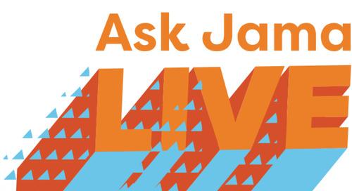 Ask Jama Live Recap: Seattle