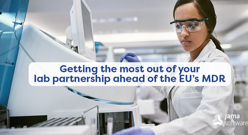Getting the Most Out of Your Lab Partnership Ahead of the EU's MDR