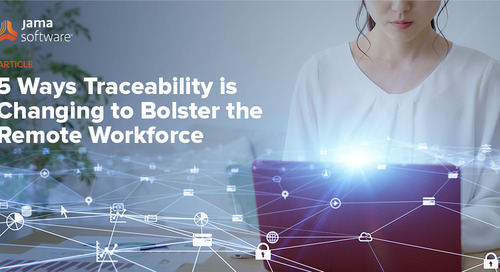 5 Ways Traceability Is Changing to Bolster the Remote Workforce