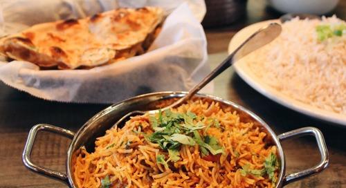 Dinner at Mumbai Spice