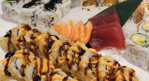 Where to find All-You-Can-Eat Sushi in Boston