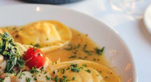 Dinner at Tuscan Kitchen