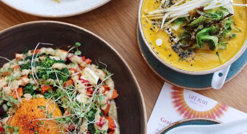 Where To Eat And Drink This Weekend: Vegetarian Edition