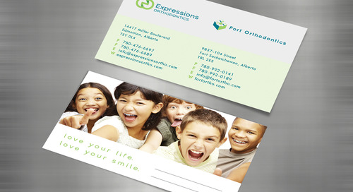 We Can Straighten It Out! Orthodontic & Dental Marketing
