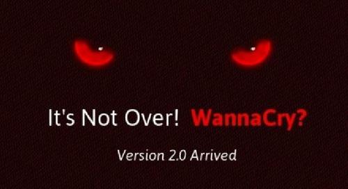 Waspada, Malware WannaCry Masih Merajalela