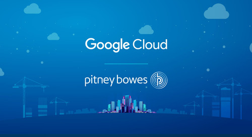 From stamp machines to cloud services: The Pitney Bowes transformation