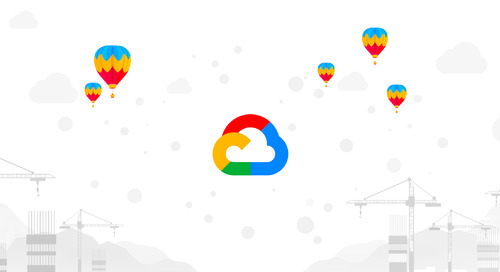 Don't just move to the cloud, modernize with Google Cloud