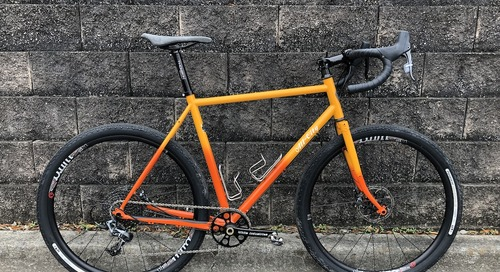 amelia harry replied to MIchael Barger's discussion FS: All City Gorilla Monsoon (Custom Build) Gravel Bike