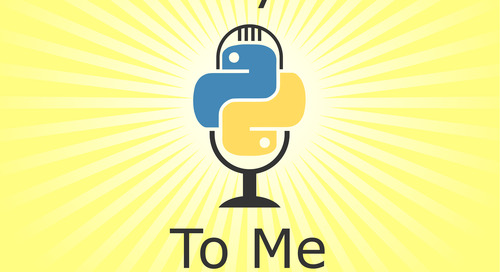 Talk Python To Me: Fast & Easy GUI Development