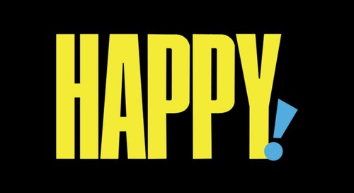 SYFY: Happy! [New Series]
