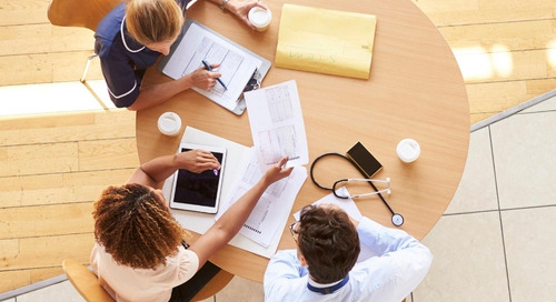 """Do """"Shared Mental Models"""" Improve Decision-Making and Planning for Health Care Teams?"""