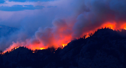 Improving wildfire emergency evacuation responses by modelling best outcomes