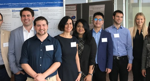 Graduate Students from the National Capital Region's Three Universities: Sharing Research Insights and Contributing to Knowledge Creation