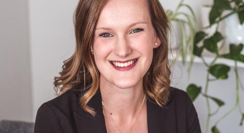 Doctorante à l'honneur : Caroline Chamberland-Rowe