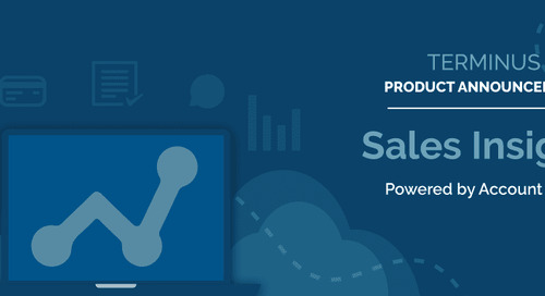 Introducing Sales Insights to Empower Sales & Marketing to Better Prioritize Accounts & Succeed as One Revenue Team