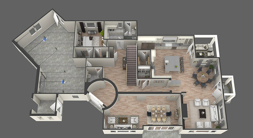 Give Floor Plans A Facelift With Interactive Content