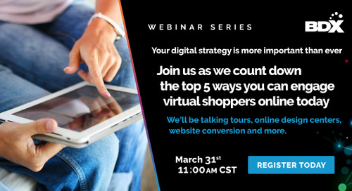 Webinar: Top 5 Ways To Engage Virtual Shoppers Online