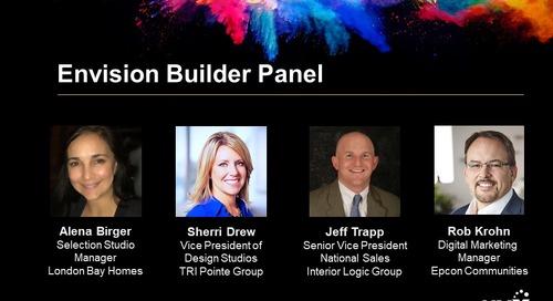HMX Summit 2018 – Envision Builder Panel