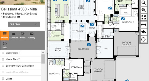 The PROS of Using Interactive Floor Plans For Your Business