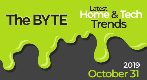 The BYTE 10/31/19