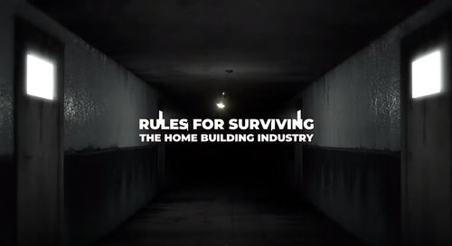 How to Survive the Homebuilding Industry