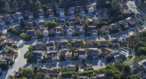 People Fleeing Big Cities in Favor of Suburban Homes and Space