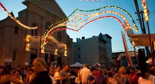 Feast Fit For A Saint: St. Ann's Annual Italian Festival