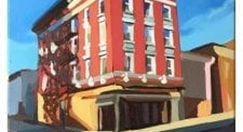 Jersey City: Hidden in Plain Sight Art Exhibit