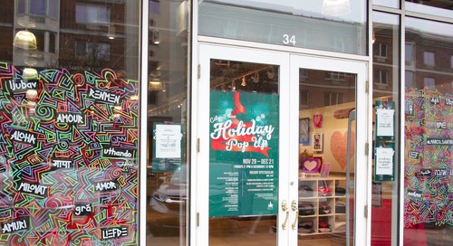 Art With Heart in Edgewater: A City Place Holiday Pop-up