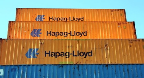 PR: Moody's upgrades Hapag-Lloyd to 'Ba3'