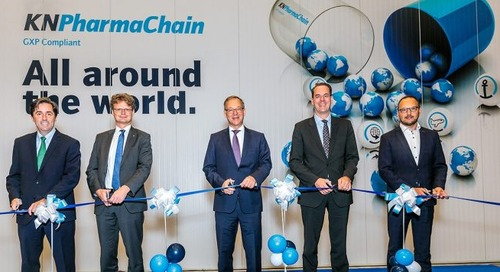 Kuehne + Nagel expands its pharma hub in Belgium