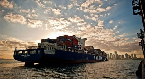 Analysis: CMA CGM's tightening liquidity signals rising default risk