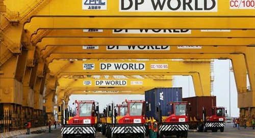 Diversity pays off for DP World as profits rise strongly in a weakened market