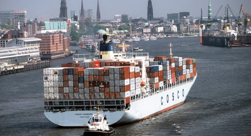 Global JIT port call system that could cut berthing delays a step closer