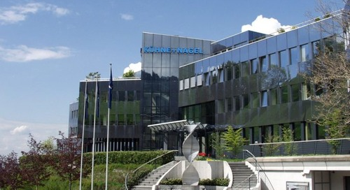 Turnover and profits down as Kuehne + Nagel struggles through the pandemic