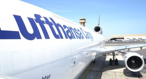 Lufthansa Cargo to axe 500 jobs by 2023 as carrier restructures to cut costs