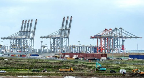 Tilbury and London Gateway partner-up for UK freeport bid