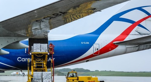 Despite legal wrangles, Volga-Dnepr takes delivery of first 777F at last
