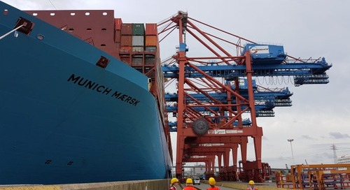 'Strong operational performance' in Q3 keeps Maersk on course
