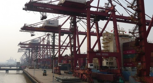 Carriers keeping capacity tight keeps the reins on east-west rates