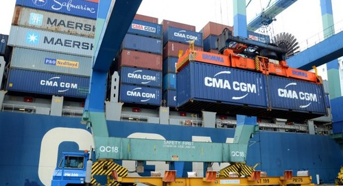 CMA CGM launches Rhine Valley Rail, connecting port of Rotterdam with German hinterland