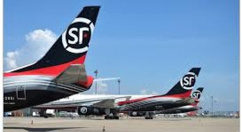 SF Airlines plans transpacific expansion with New York freighter