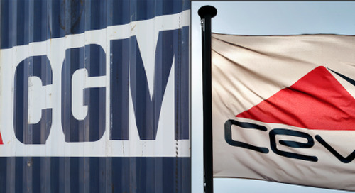 CMA CGM set to take full control of Ceva as it eyes end-to-end services
