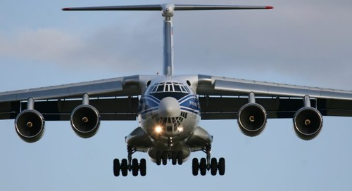 Volga-Dnepr said to be flying through more financial turbulence