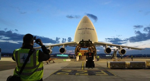 Volga-Dnepr Group to restructure and become a 'mono company'