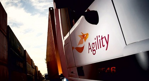 Profits rise as Agility continues to forge ahead with digital development